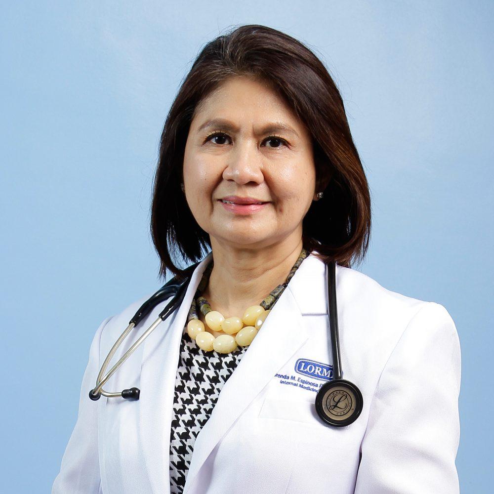 Brenda M. Espinosa, MD, FPCP, FPCC, FACP Image