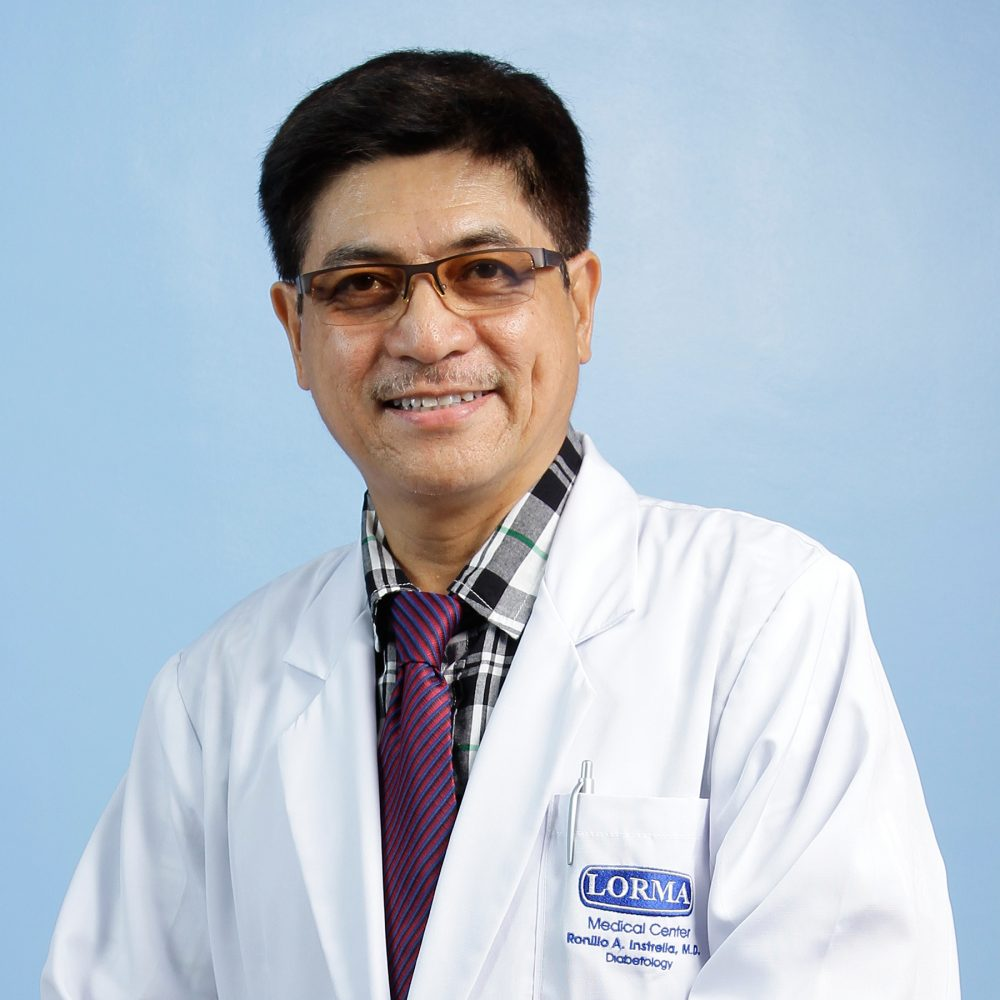 Ronillo A. Instrella, MD, FPAMS, FPSD Image