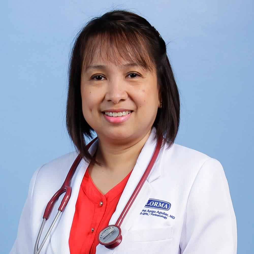 Christine A. Aguilar, MD, FPOGS, FPSMFM, FPSUOG Image