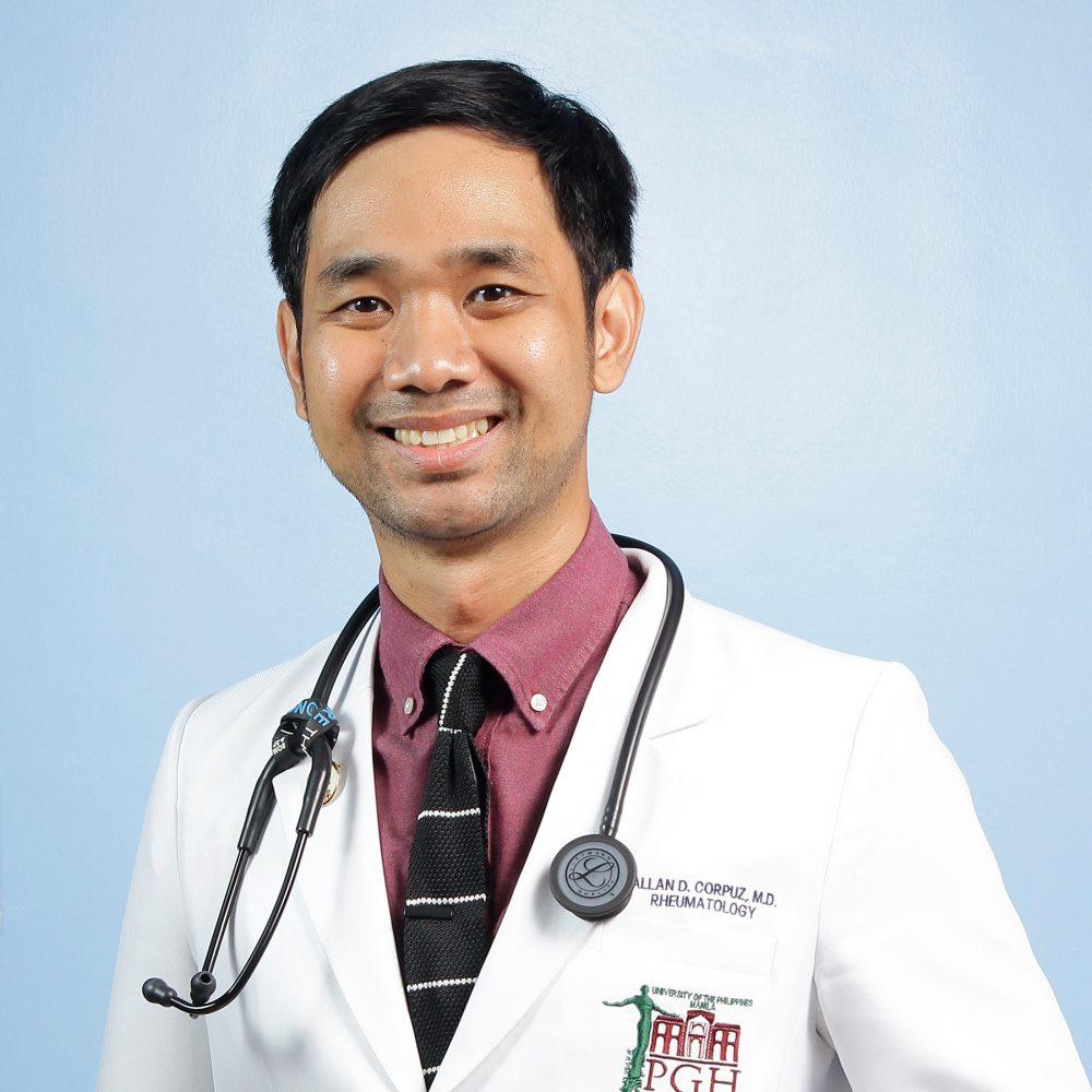 Allan D. Corpuz, MD, FPCP, DPRA Image