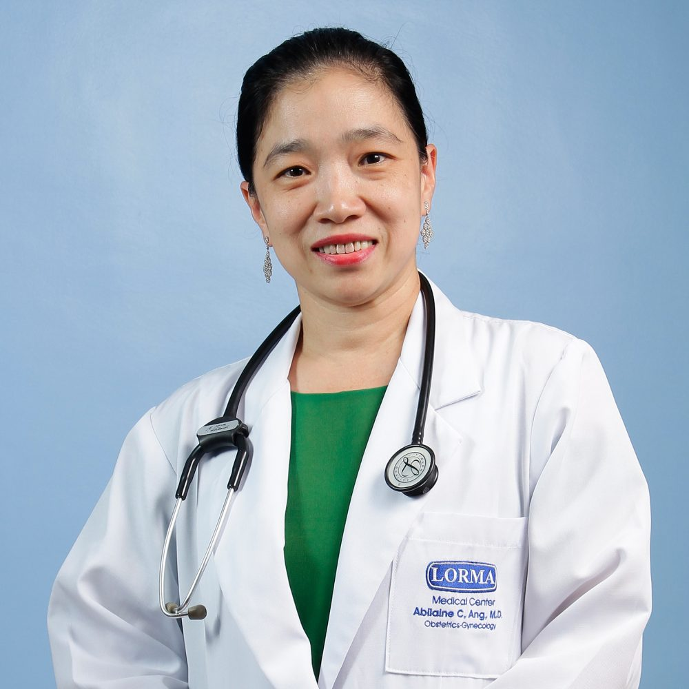 Abilaine C. Ang, MD, FPOGS Image