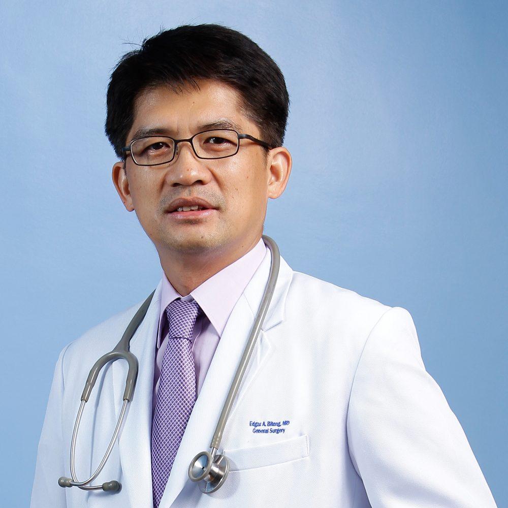 Edgar A. Biteng, MD, FPSGS, FPCS Image