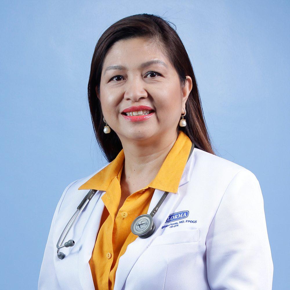 Editha L. Flores, MD, FPOGS, FPSCPC Image
