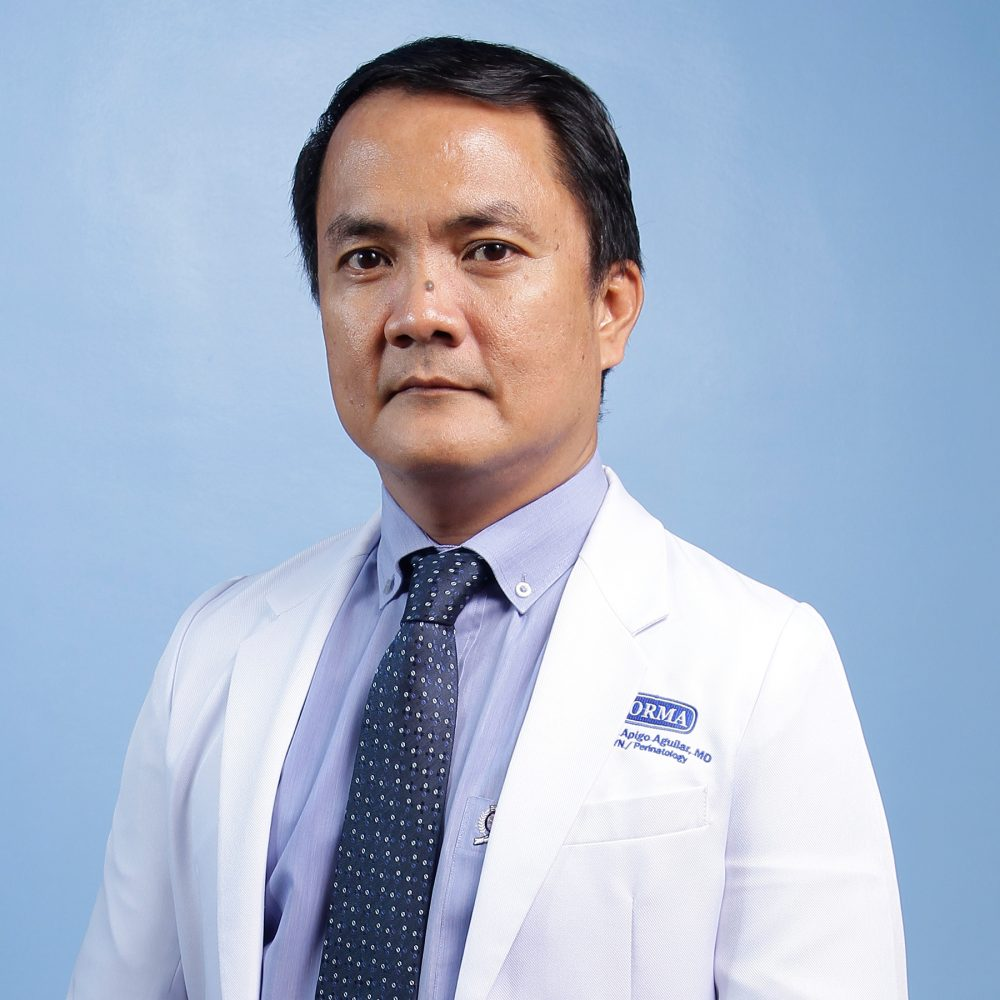 Gerry B. Acosta, MD, FPPS, FPCC Image