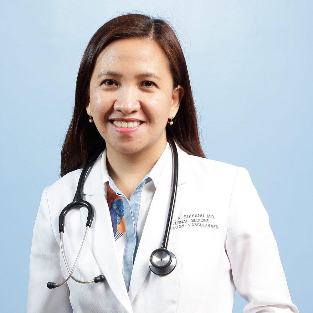 Laura R. Soriano, MD, FPCP, DPCC Image