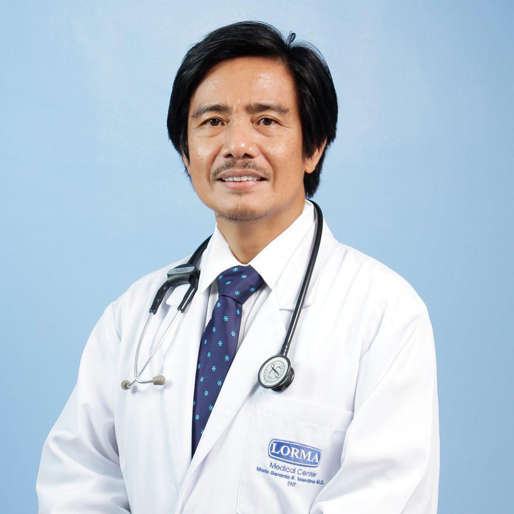 Mario Gerardo R. Tolentino, MD, FPSOHNS Image