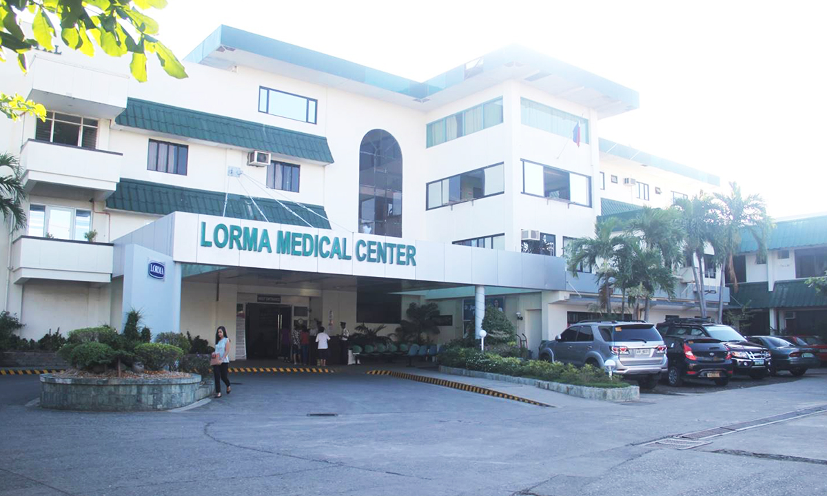 New LORMA Hospital Building at present