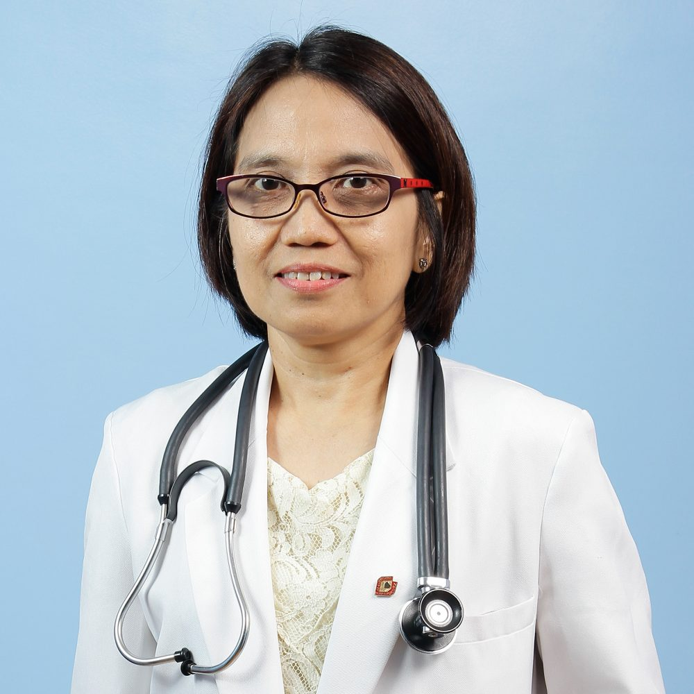 Stella Marie P. Mabanag, MD, FPCP, FPCC Image