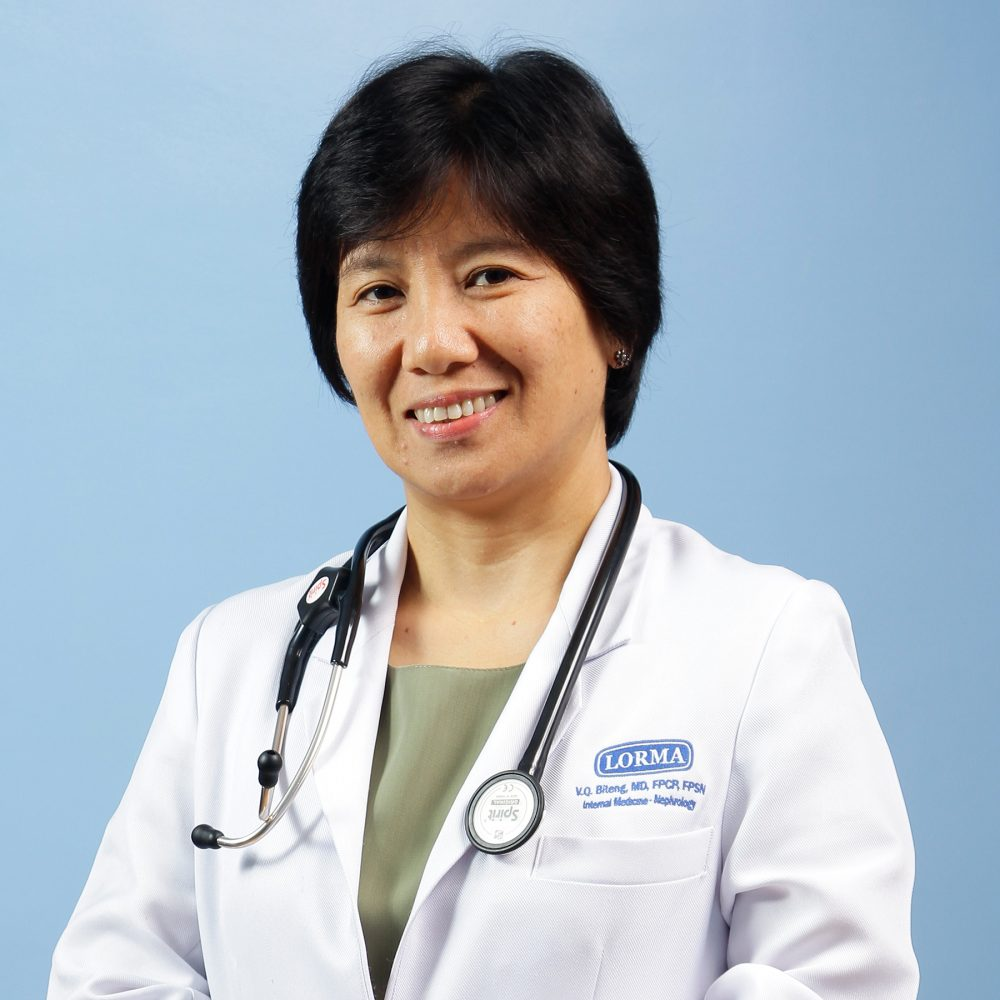 Virginia Q. Biteng, MD, FPCP, FPSN Image