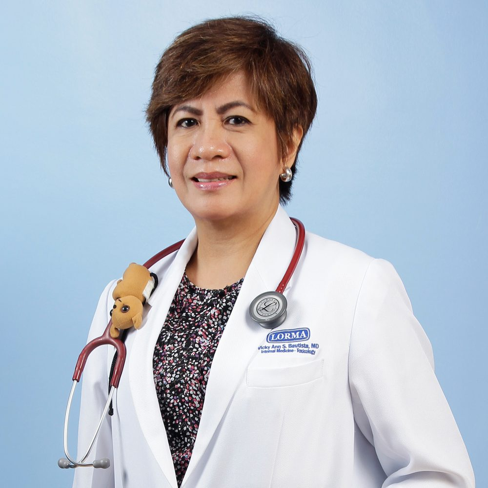 Vicky Ann S. Bautista, MD