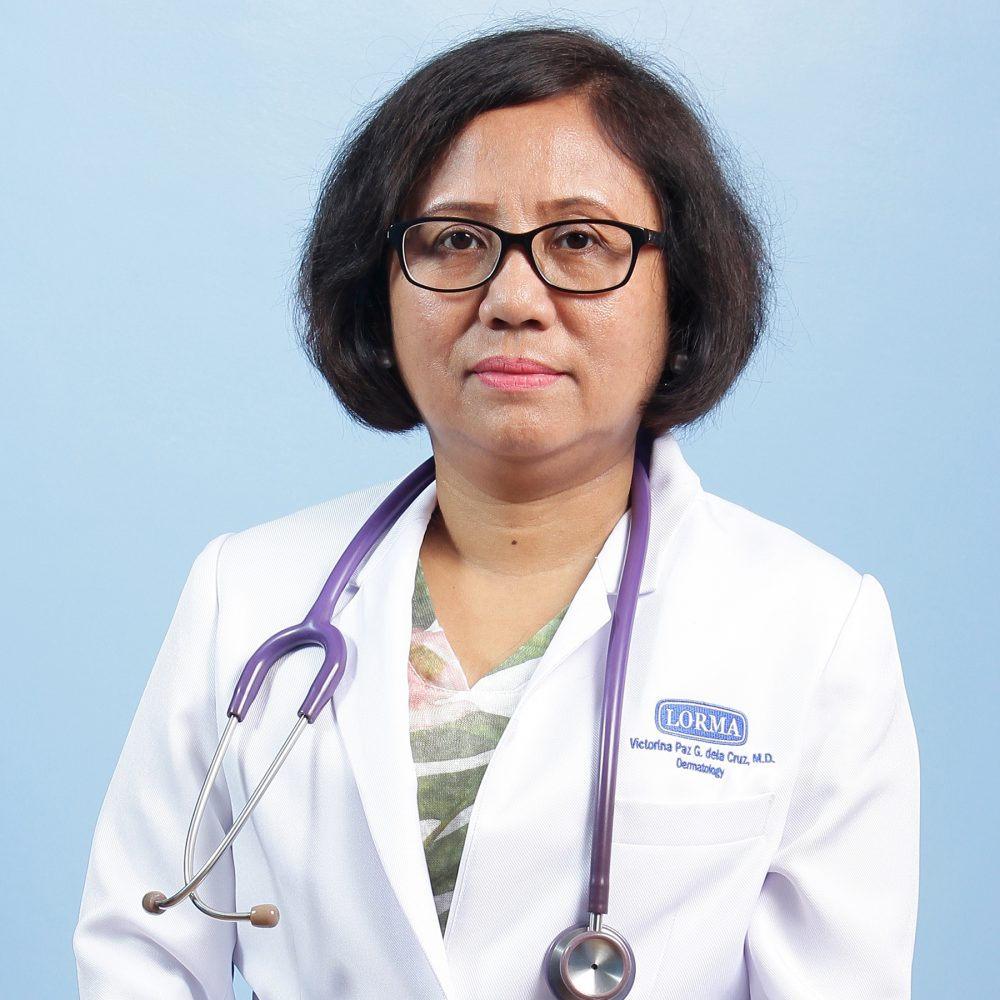 Victorina Paz G. Dela Cruz, MD, FPACCD Image