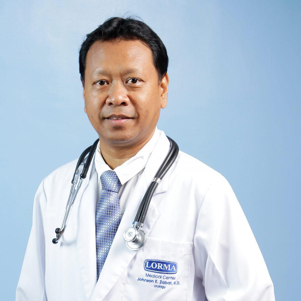 Johnson E. Zabat, MD, DPBU, FPUA, FPCS Image