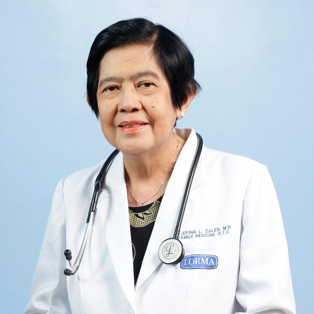 Josefina L. Zales, MD, DFM, FPAFP Image