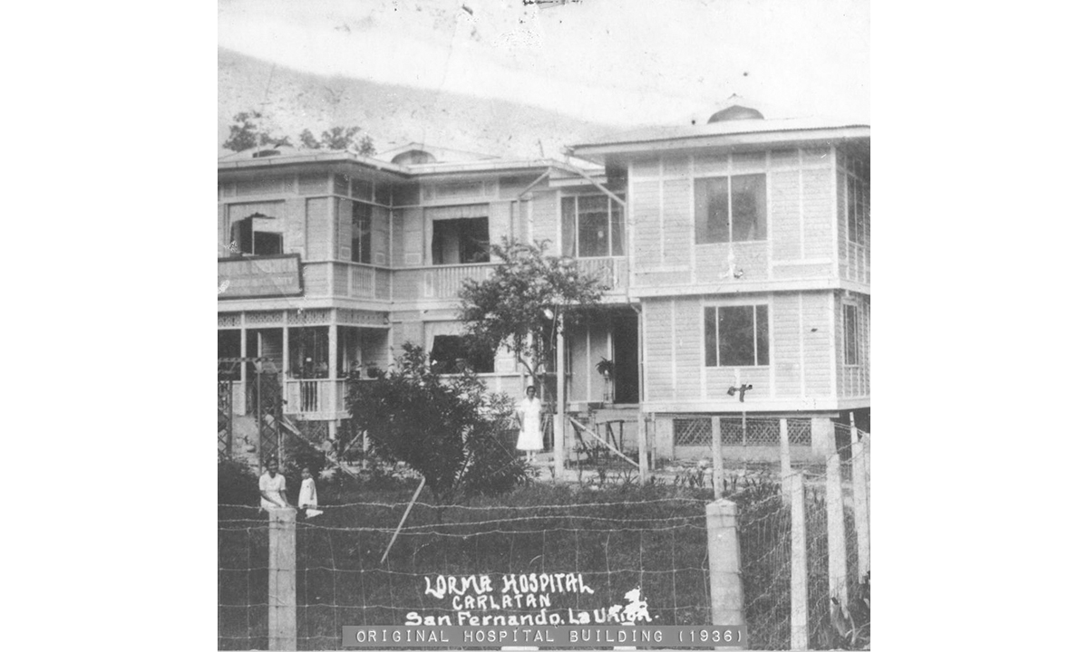 OLD Lorma Hospital Building (1936)