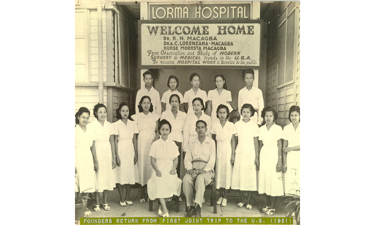 OLD Lorma Employees (1951)