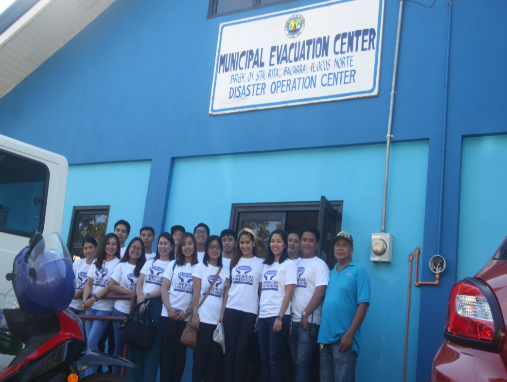 municipal evacuation center of bacarra